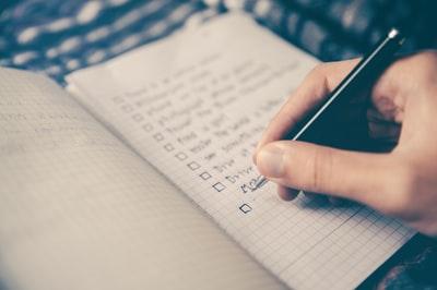 【テスト前日】勉強してない人でも間に合う計画的勉強法5ステップ